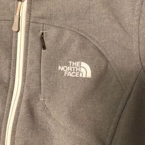 The North Face Women's Grey Jacket (SMALL)
